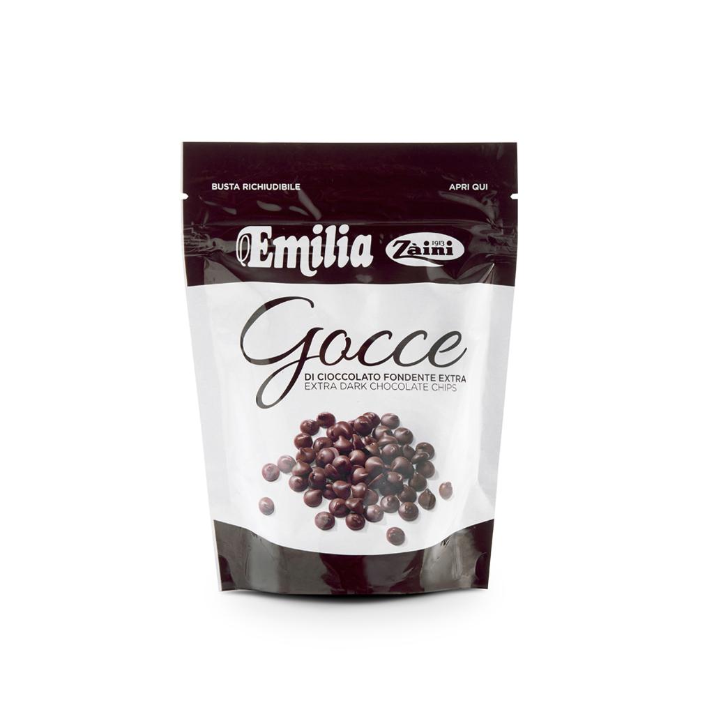 Gocce Cioccolato Fondente Extra 200g | 1000g