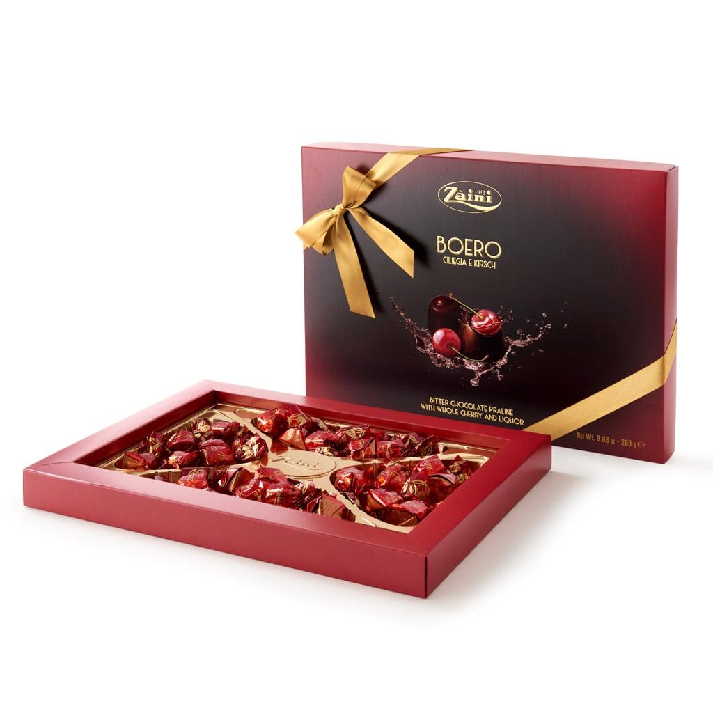 Boero Box Cherry and Kirsch 280g