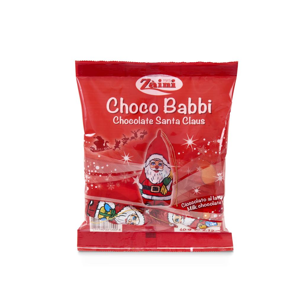 CHOCOLATE SANTA CLAUS bag 60g