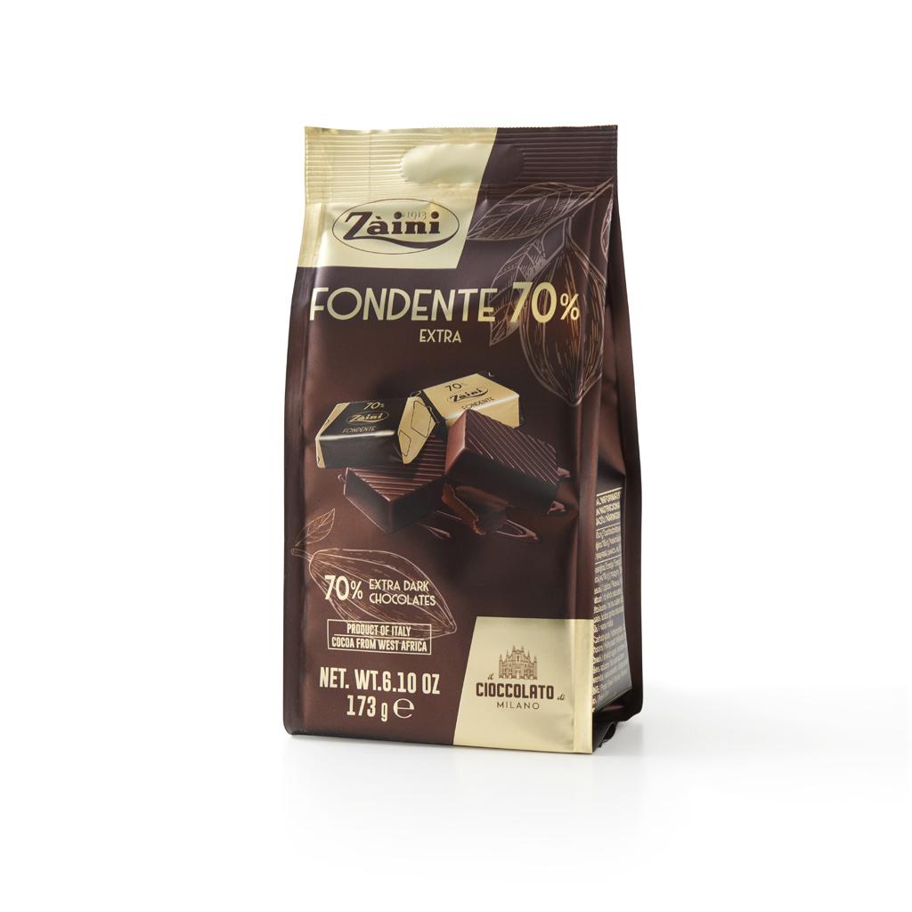 Extra dark Chocolates 70% cocoa 173g
