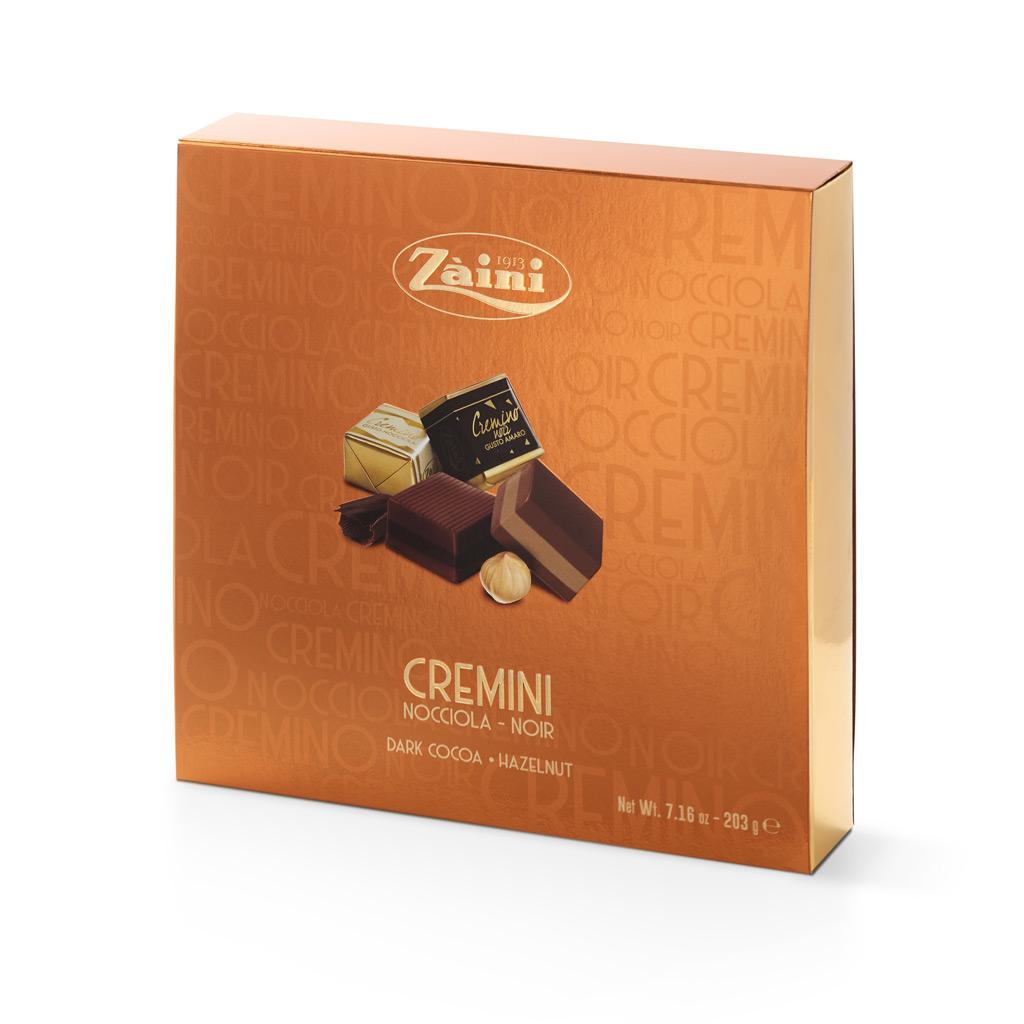 Assorted Cremini gift box 203g