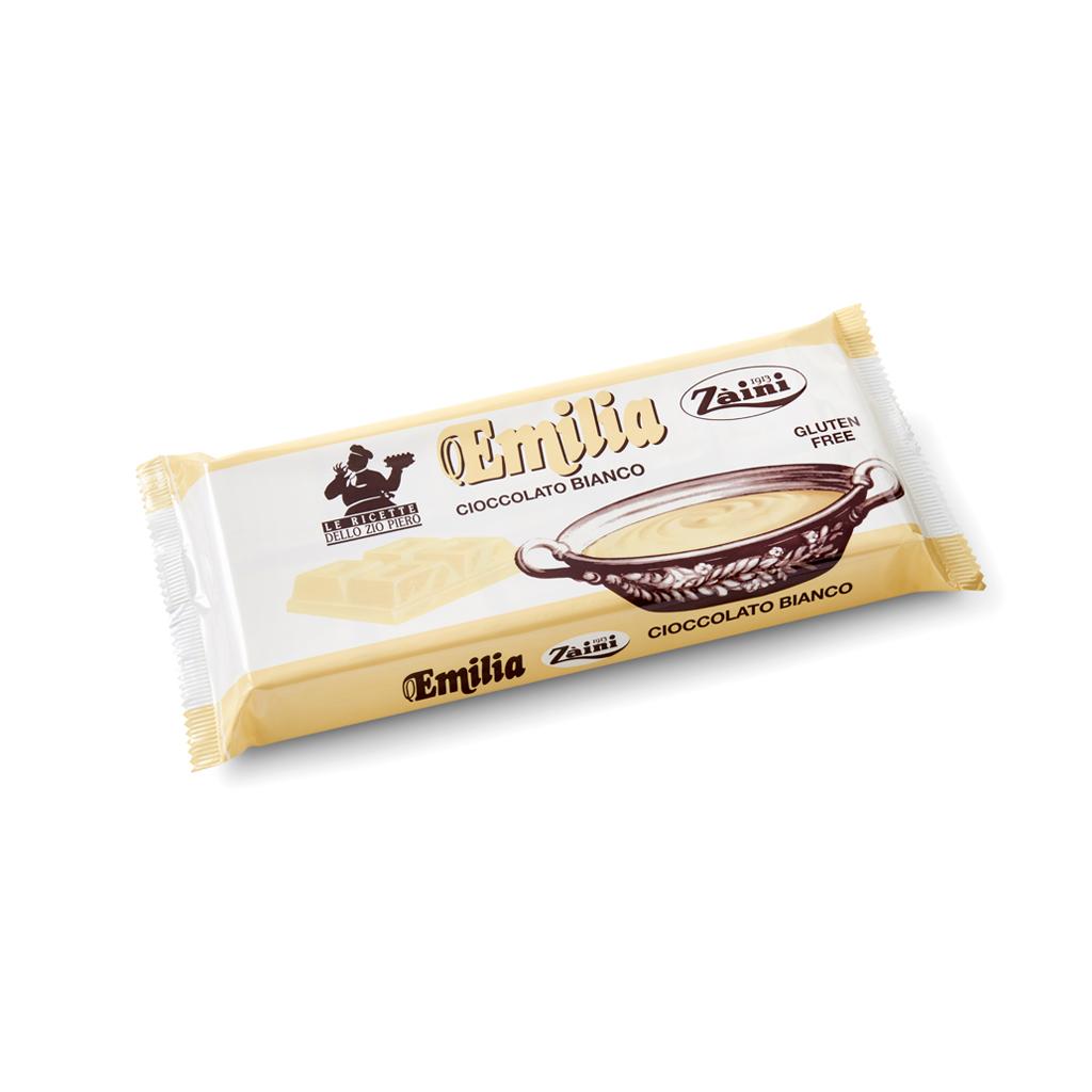 White Chocolate Block 1000g