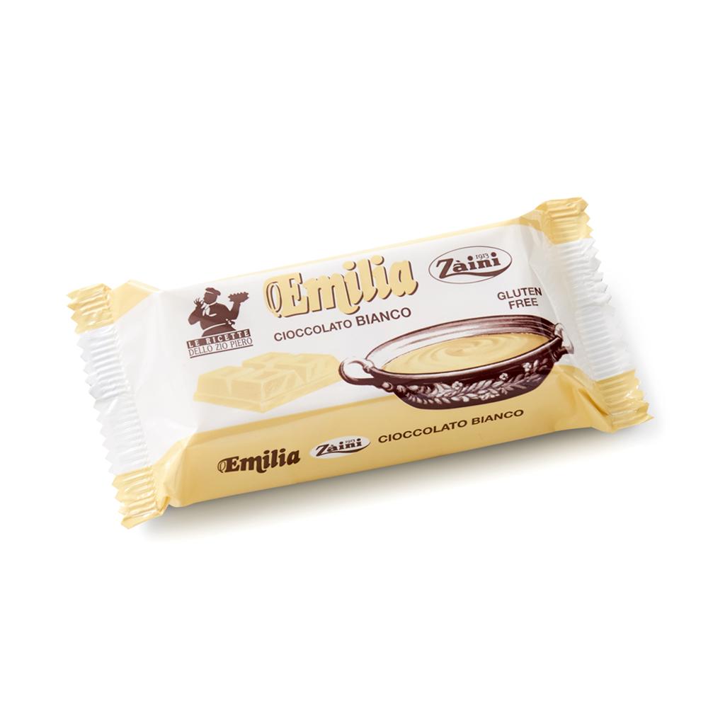 White Chocolate Block 200g