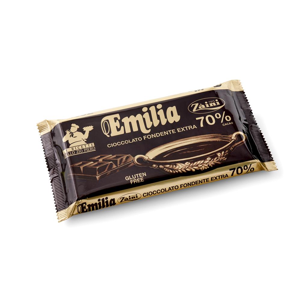 Extra Dark 70% cocoa Chocolate Block 400g