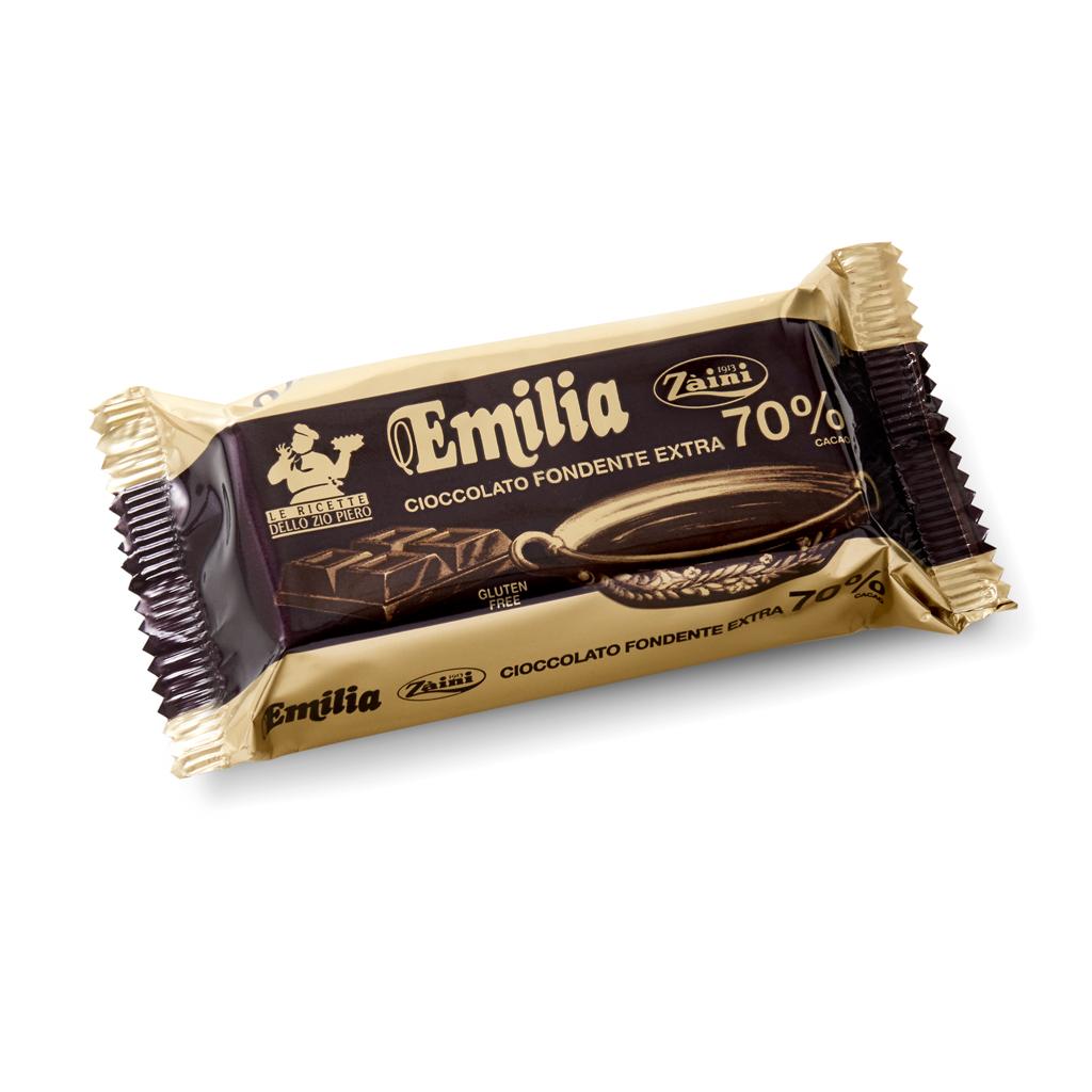 Extra Dark 70% cocoa Chocolate Block 200g