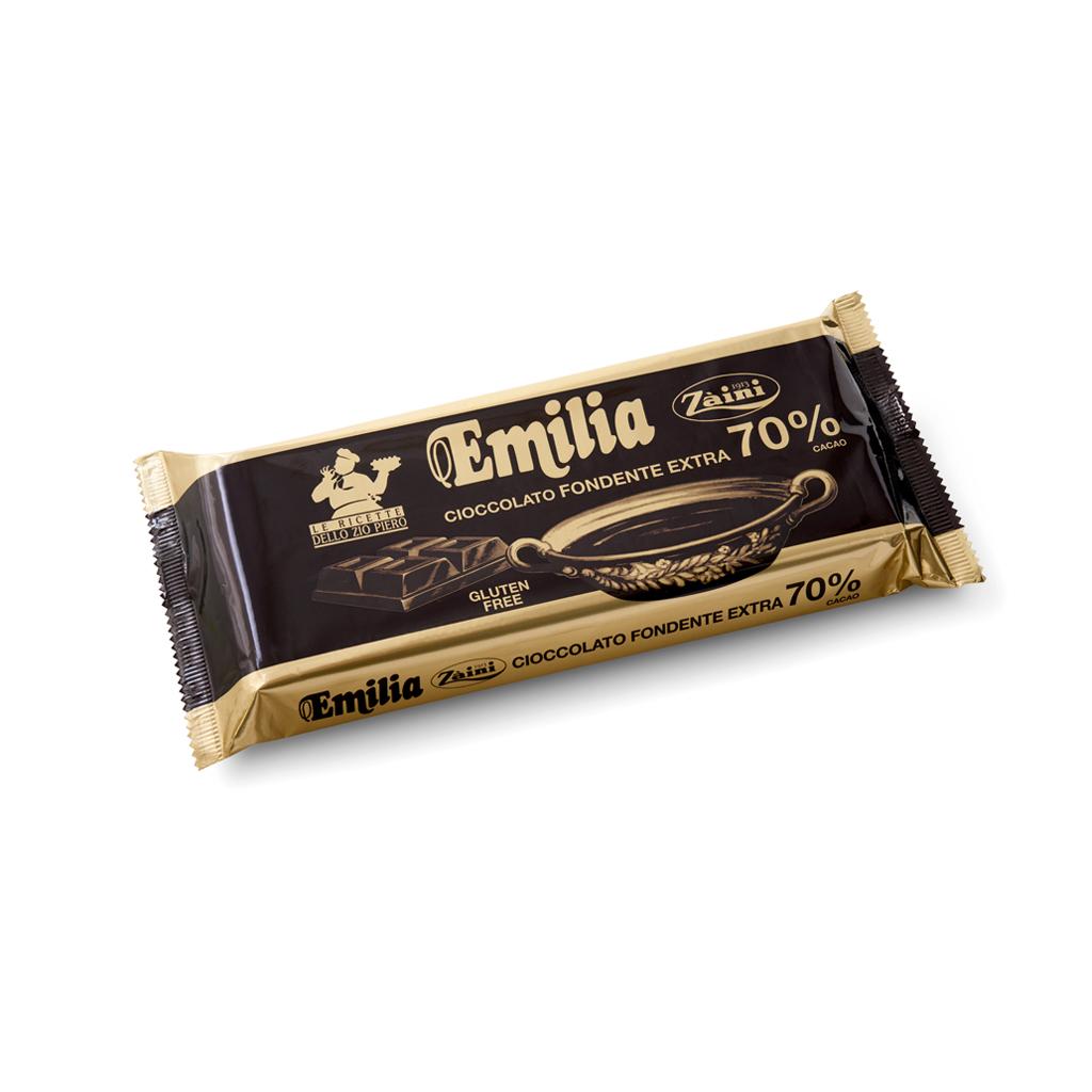 Extra Dark 70% cocoa Chocolate Block 1000g