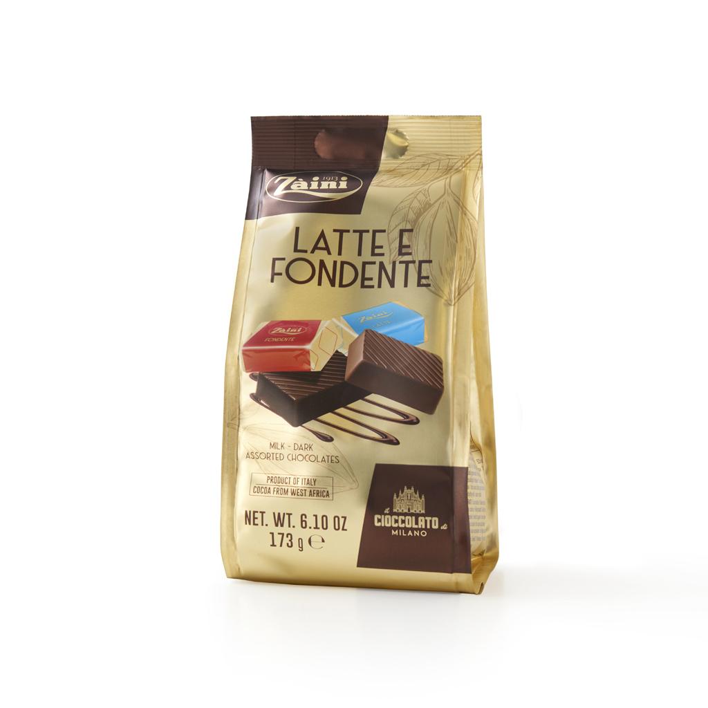 Assorted milk and extra dark Chocolates 173g | 1000g