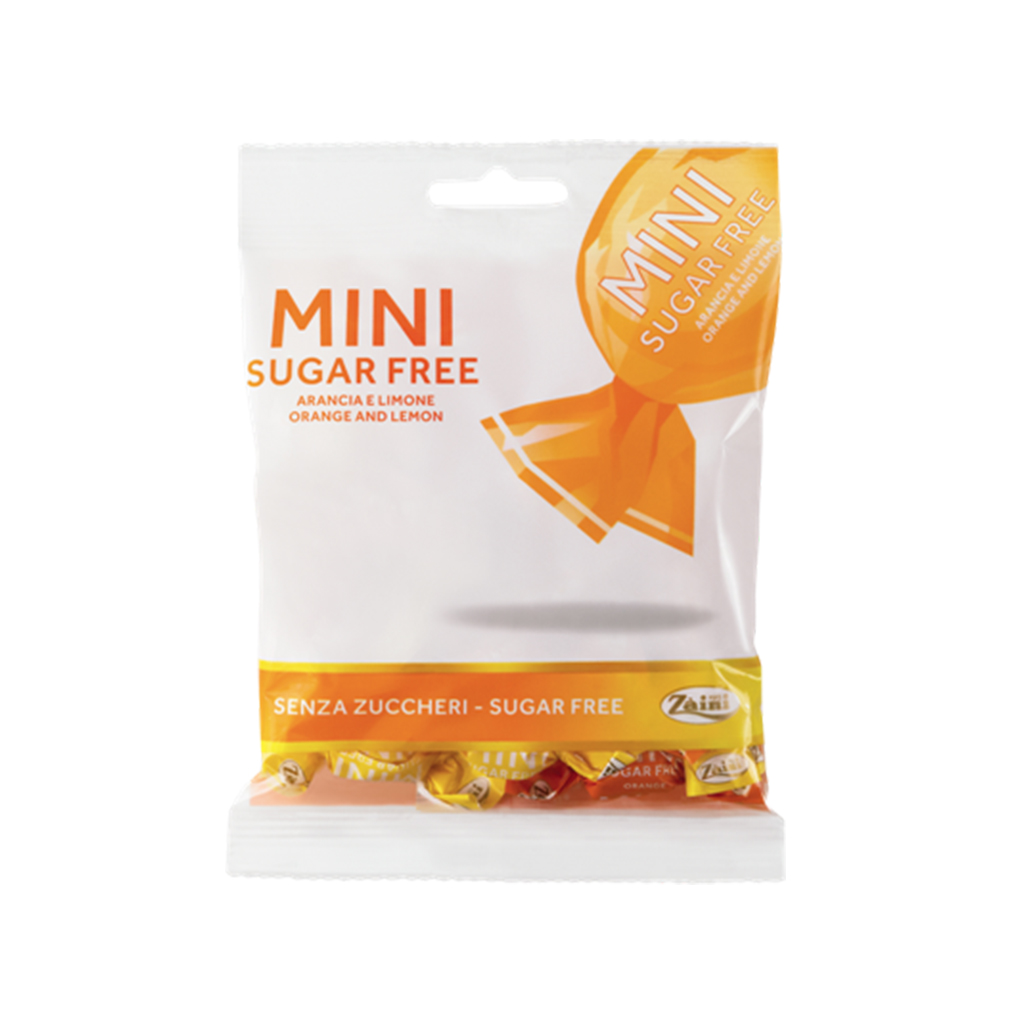 MINI SUGAR FREE AGRUMI 50G