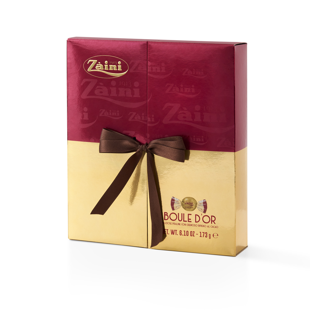 Dark Boule d'Or gift box 173g