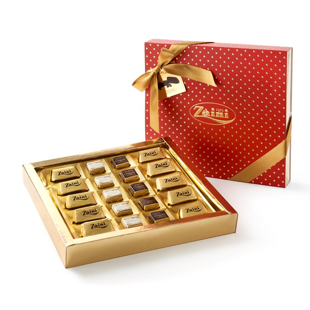 Cremini and Gianduiotti Pois gift box 207g