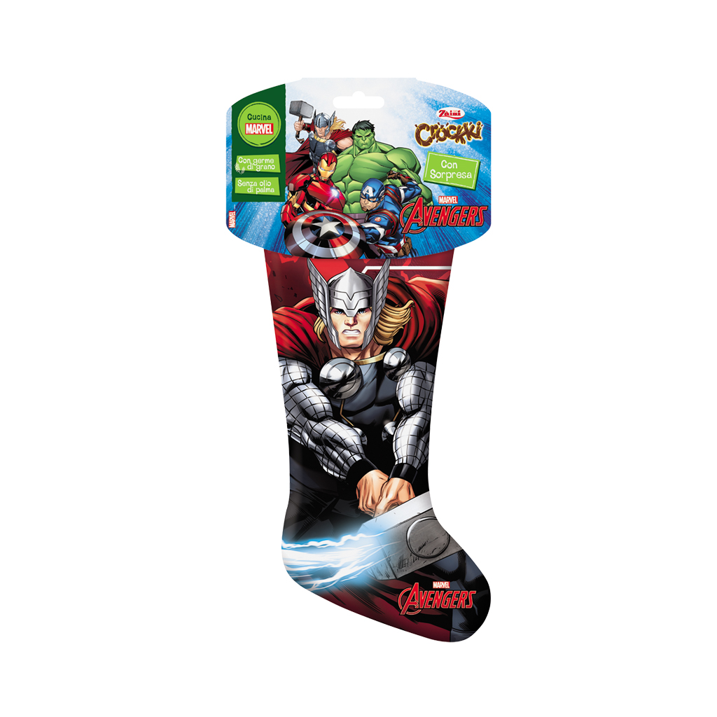 Calza Avengers - Thor 168g
