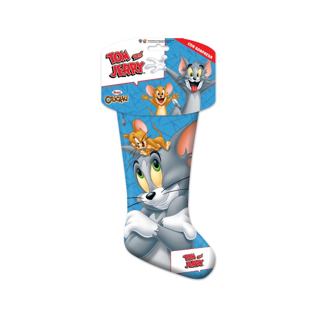 Tom&Jerry Stocking 138g