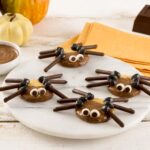 CHOCOLATE HALLOWEEN SPIDER
