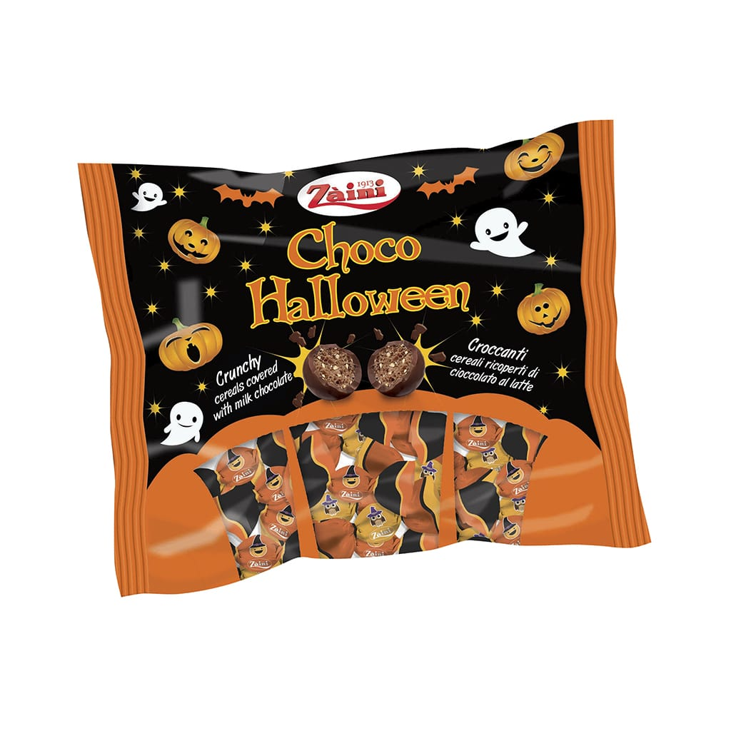 CHOCOHALLOWEEN: CRUNCHY CEREALS 125G